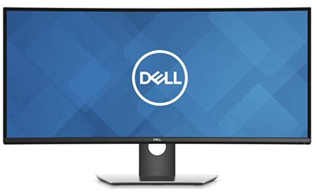 Dell UltraSharp U3417W monitor