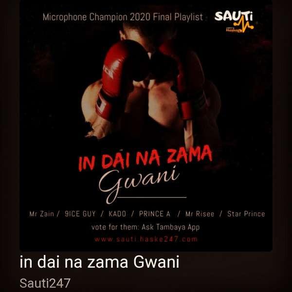 IDAN NAZAMA GWANI