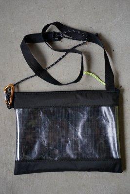 Hiker's SACOCHE-01DCF(Col:BLACK)