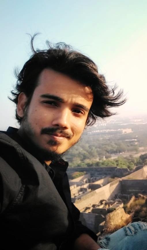 Krishna Choubey's image