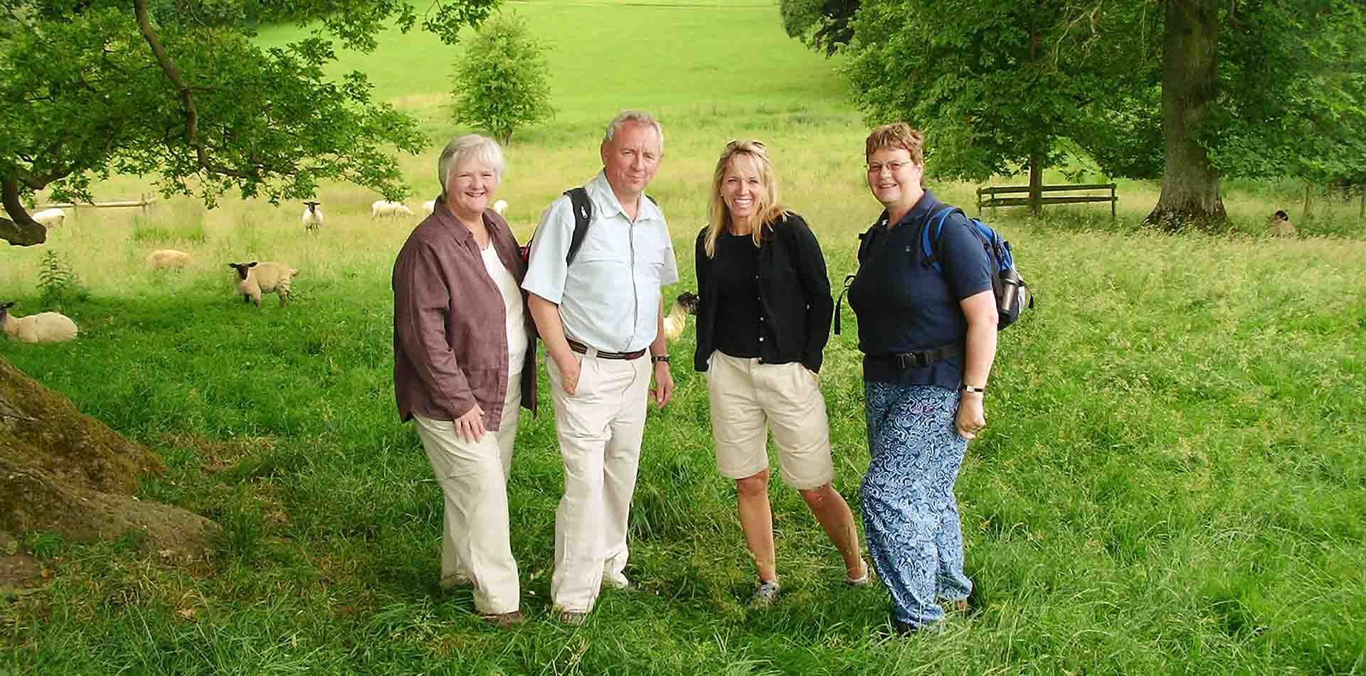 Classic Journeys Owner and Guides in Cotswolds