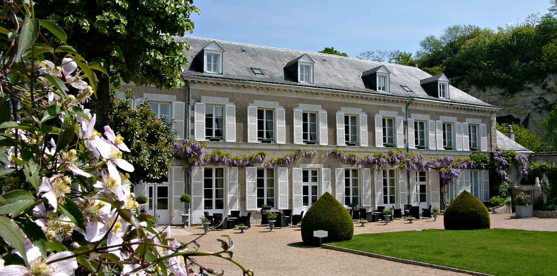 Manoir les Minimes, Loire, France