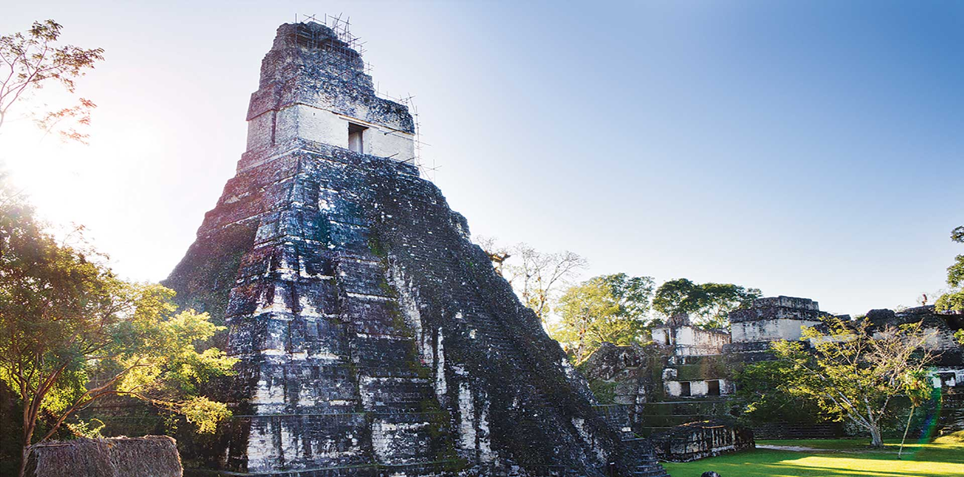 Tikal Temple, Belize