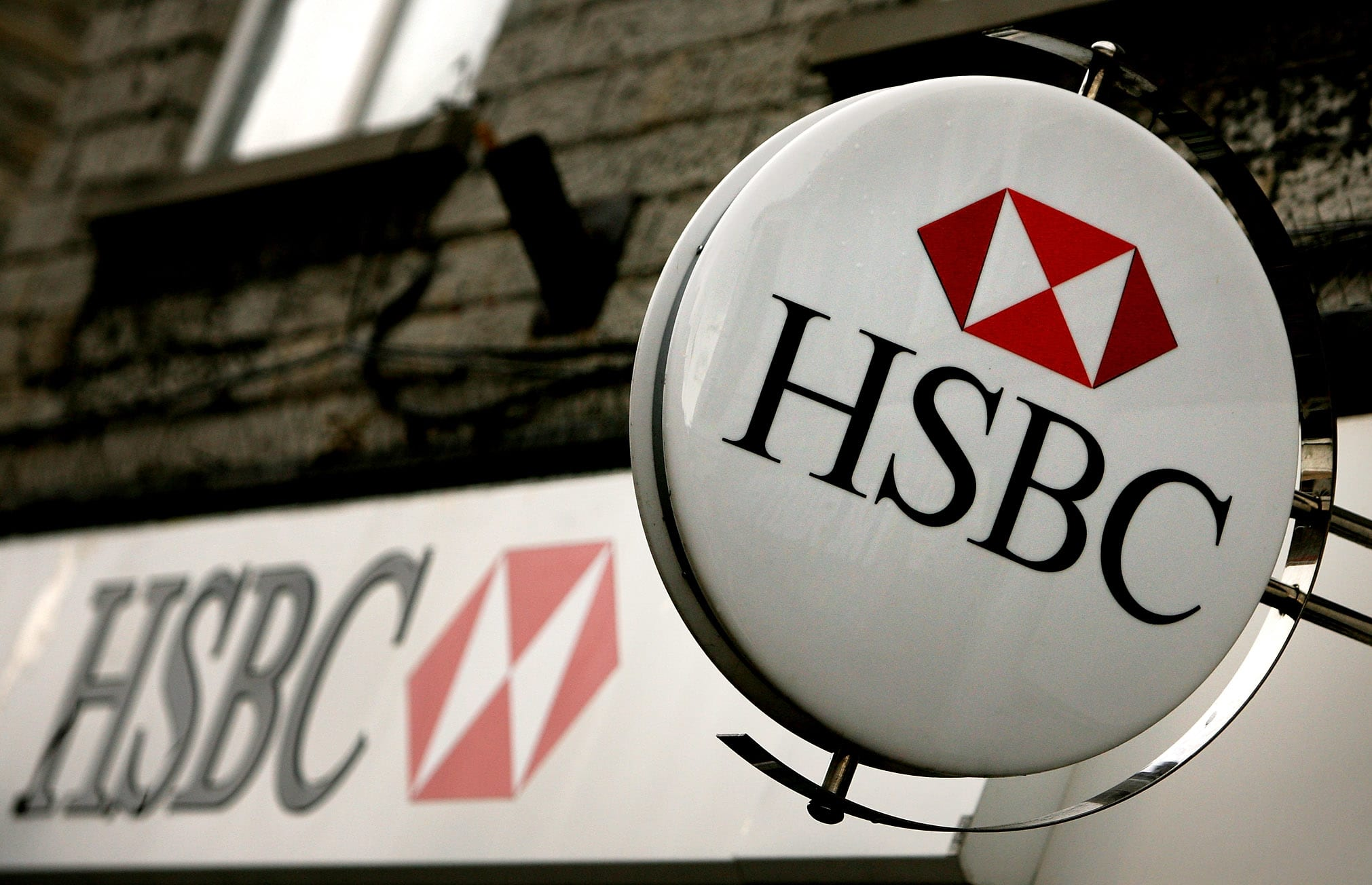HSBC's pre-tax profit for 2019 fell 33% to $13.35 billion, missing expectations