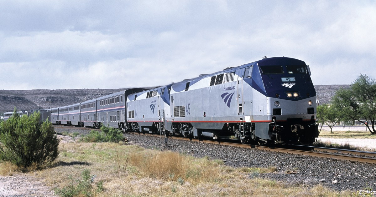 Local News Missouri coronavirus patient traveled on Amtrak 41 Action News Staff 3:45 PM, Mar