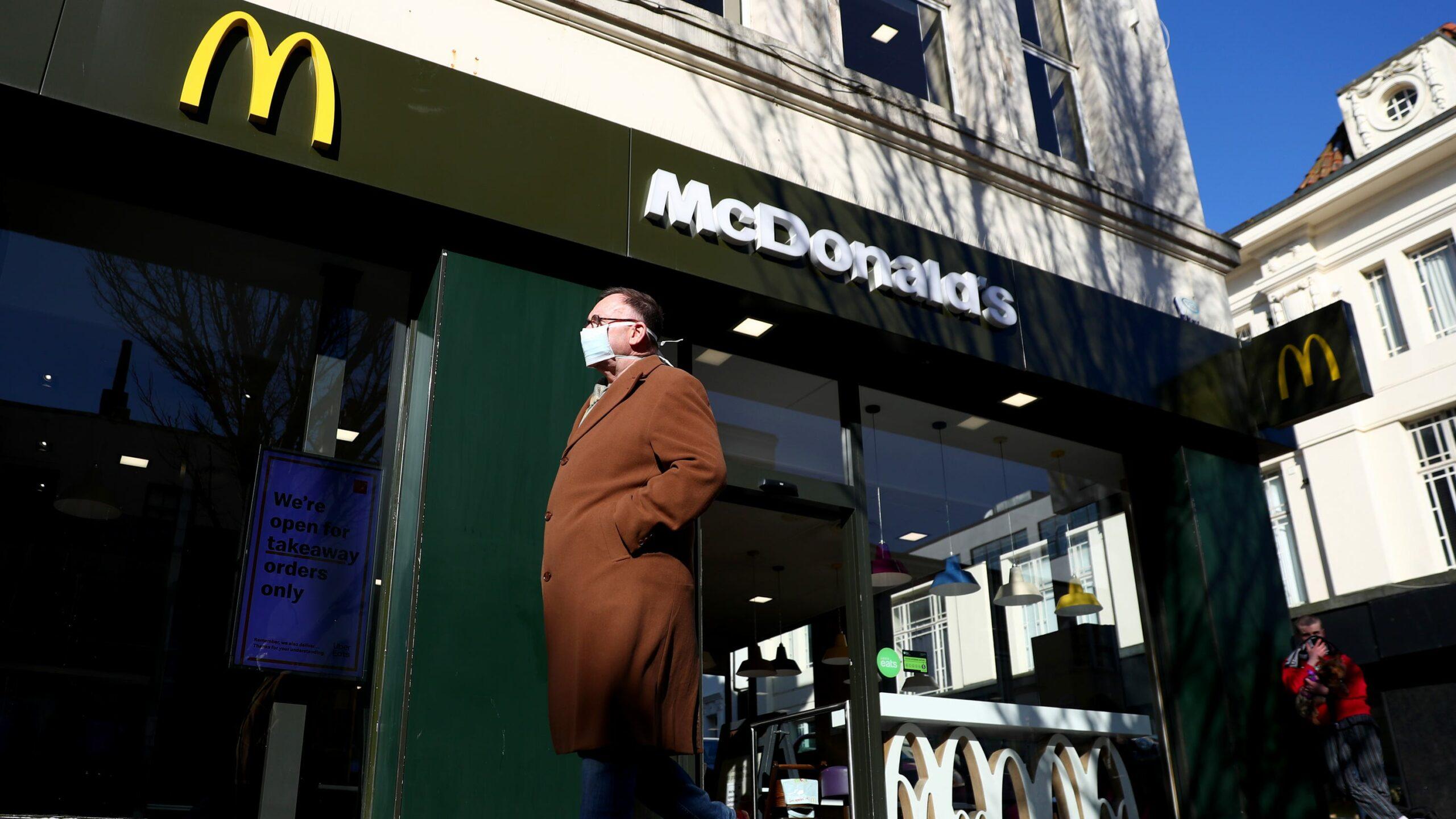 McDonald's pulls all-day breakfast menu to 'simplify operations' amid coronavirus pandemic