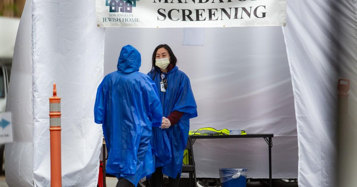 Coronavirus: Skilled nursing facilities ordered to accept coronavirus patients