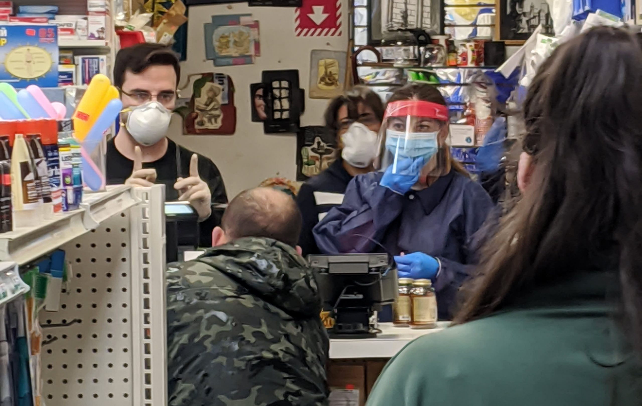 Coronavirus: Pharmacies struggle to meet demand amid supply shortages