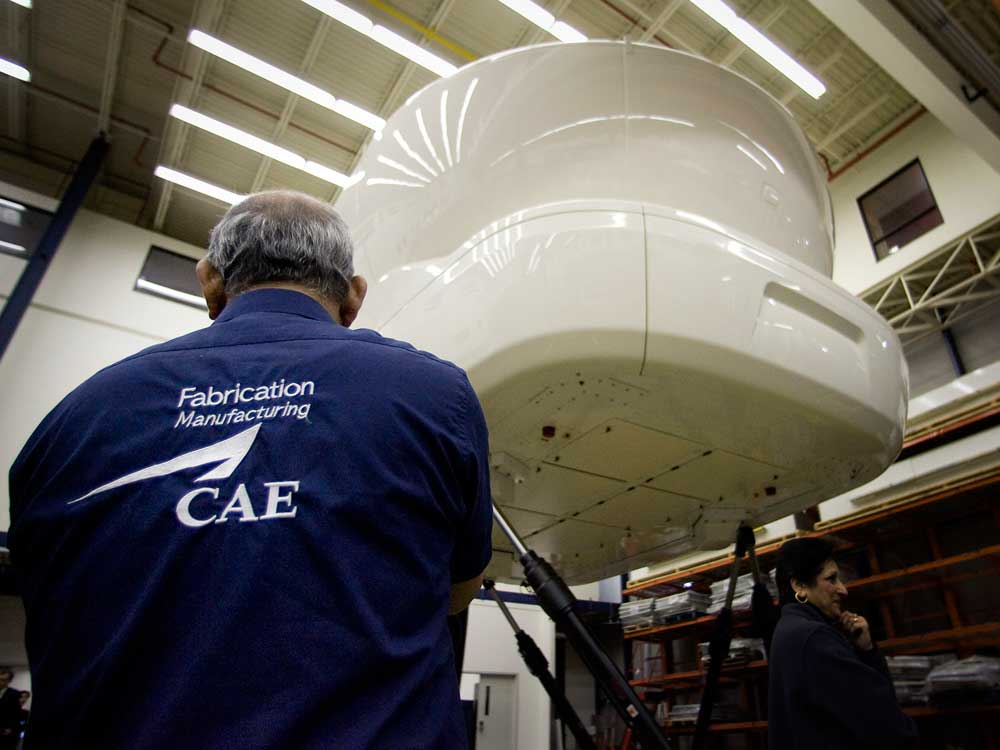 Flight trainer CAE to furlough 2,600 employees as COVID-19 crisis bites