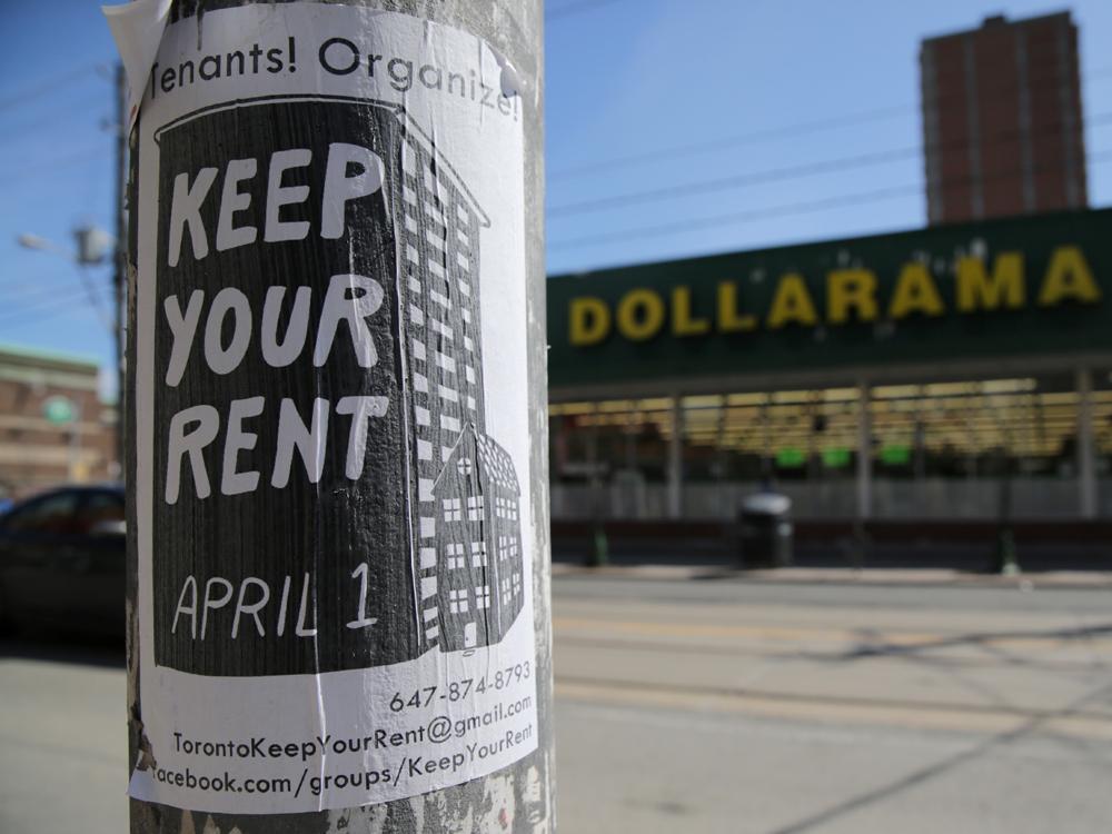 Landlords bracing for rent strikes across Canada as coronavirus kills daily-wage jobs