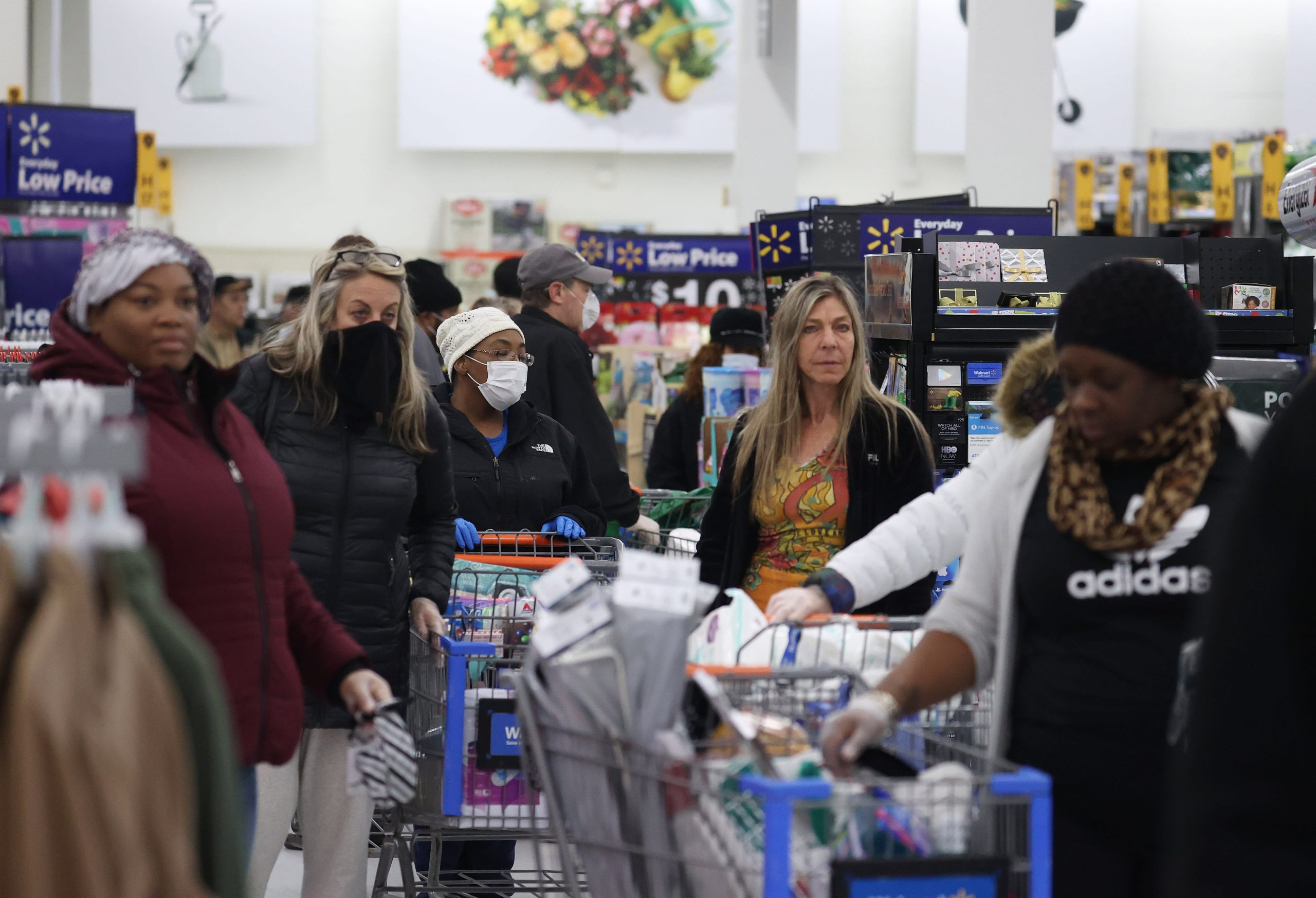 Economists say US in short deep recession, but consumers expected to keep spending despite job losses