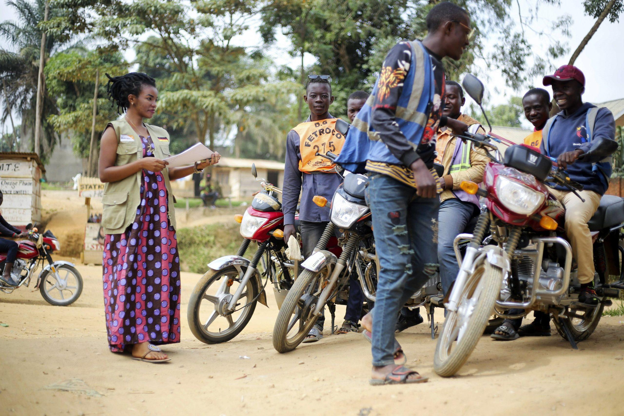 Congo, weary from Ebola, must also battle the coronavirus