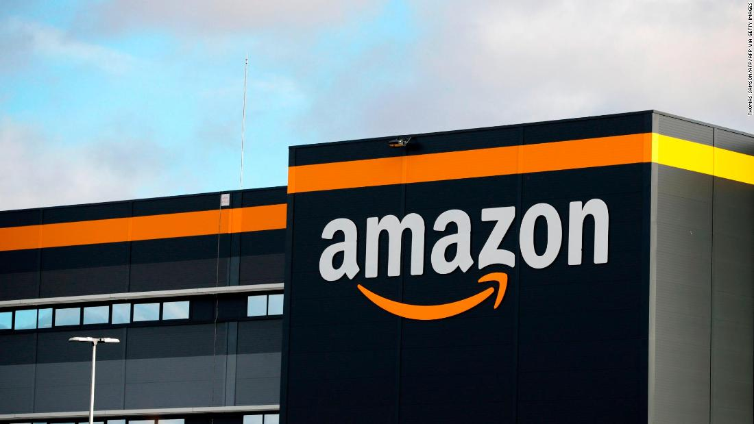 Amazon France to face more than $1 million penalty if it fails to limit deliveries to essential items