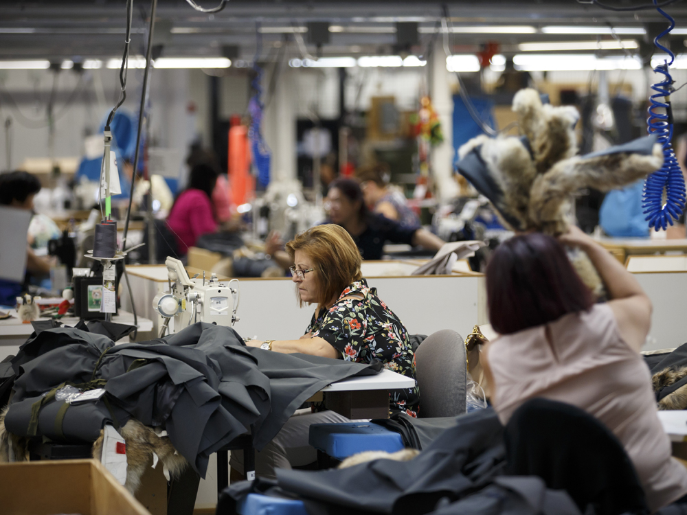 Shockproofing Canada: Inside Canada Goose's pivot from parkas to medical gowns