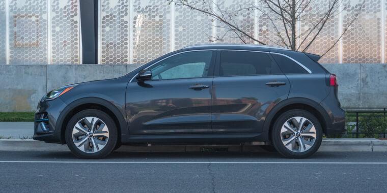 Another skilled Korean car– the Kia Niro EV, examined