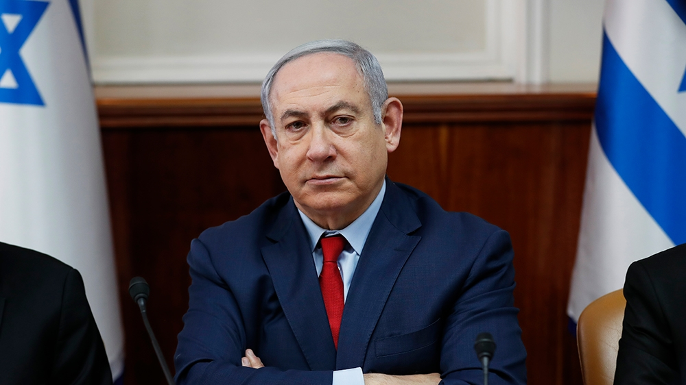 Netanyahu to become 1st serving Israel PM facing criminal charges
