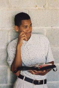 Dominican man