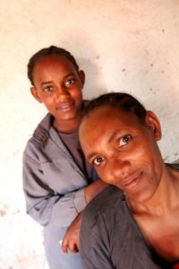 Tigist and her mother_2