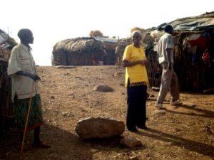Zipporah During field visit