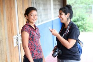 Meeting and interviewing Heydi has been a continued source of inspiration for me.