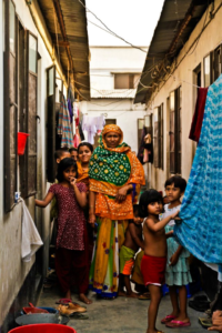 A mother in Bangladesh is leading her community out of poverty.
