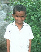 Sanief, One of Our Sponsored Children