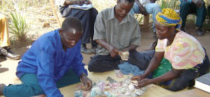 Savings Group in Mozambique