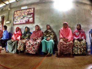 Women Leaders in a Community Savings Group
