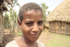 His name is Kasim and he lives in Ethiopia. (Photo by Alex Mwaura)