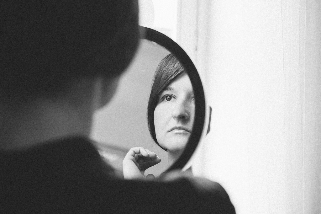 mirror mirror on the wall... what brokenness do you see? Featured Image