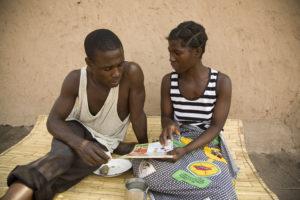 Working toward an AIDS-free generation