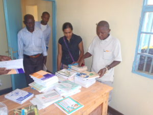 Cecking curriculum materials for new primary school