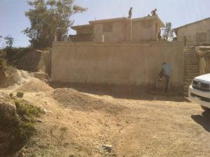 Water Catchment Tank Lefevre, Haiti
