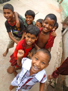 Children in Bangladesh now have HOPE.