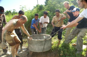 Water Project in Indonesia