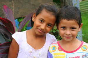 Helping children like these in Nicaragua are the reason for FH's Child-Focused Community Transformation model.