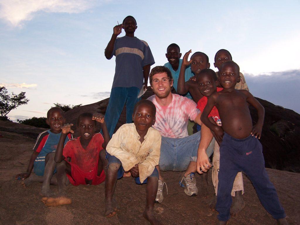 Team Visit to Africa