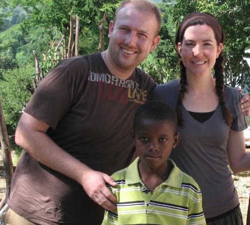 Incredible sponsorship visit in Haiti