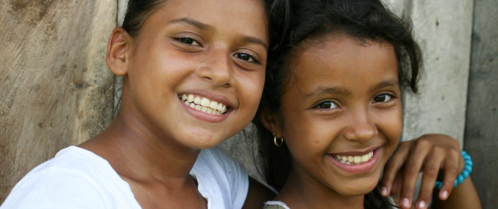 Girls in Nicaragua receive a quality education when FH partners with churches.
