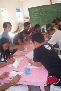 Phils-tutoring class