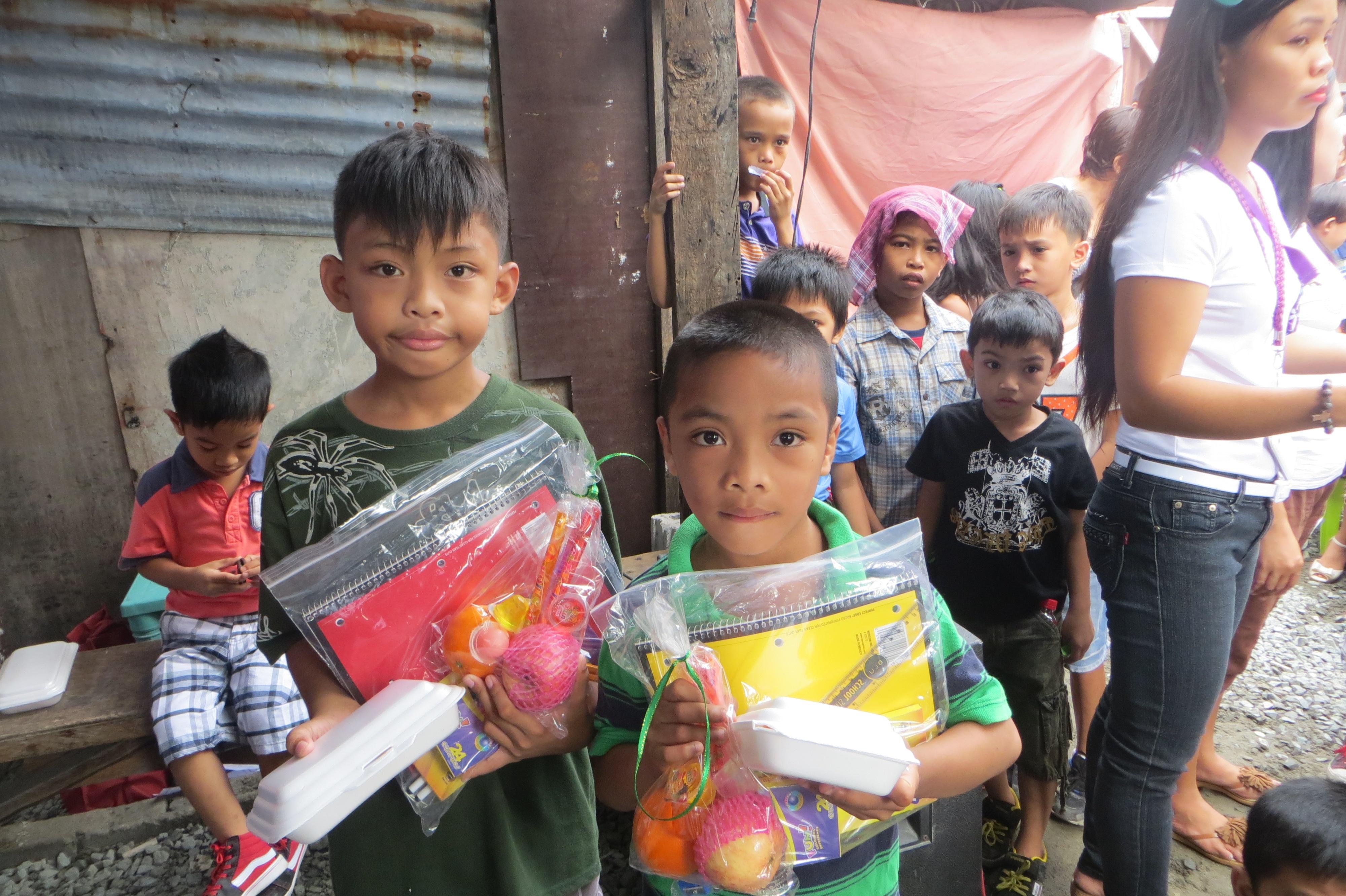 New Beginning Children S Homes Distributions