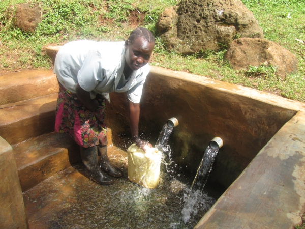 Statistics clearly indicate how access to clean water improves the public health in native villages.