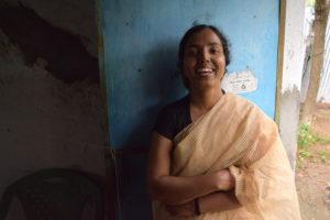 Samsunnahar Shikha is the secretary of the the community's CBO.