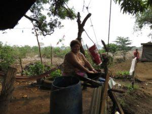 Nicaraguan woman