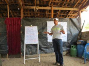 Beekeeping business plan in Nicaragua