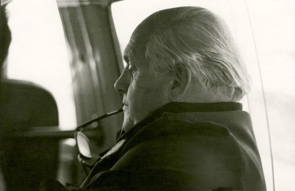 Dr. Ward, past FH executive