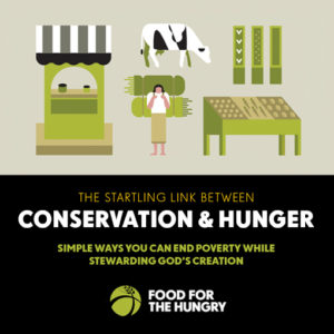 Conservation, Climate & Hunger