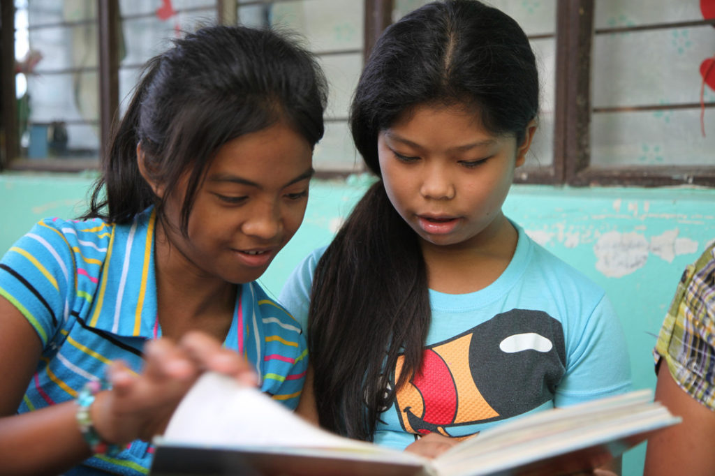 Educating girls is one way to end poverty