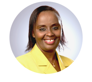Food for the Hungry Board: Donnah Kamashazi, Attorney / Gender Expert. Rwanda