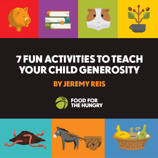 7 lessons on generosity